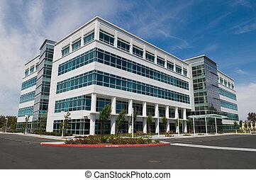 офис, здание