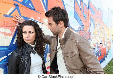 пара, having, , разногласие