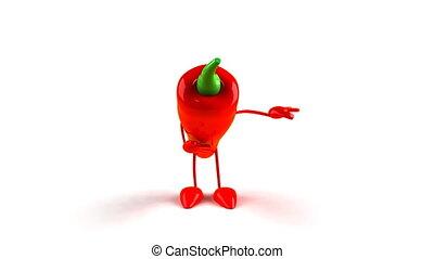 перец, красный