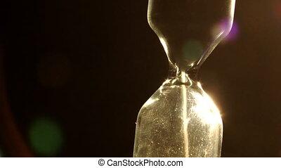 песок, часы