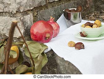 питание, в, осень