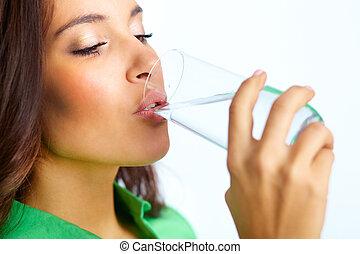питьевой, воды