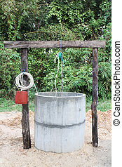 питьевой, воды, углубления