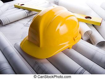 план, blueprints, дом