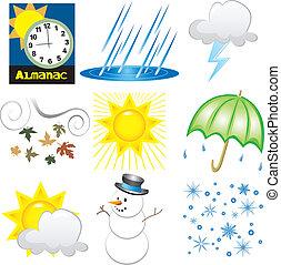погода, icons