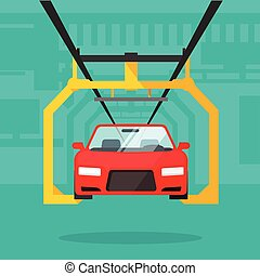 Автомобилестроение конвейер ооо элеватор кунгур