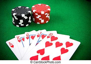 покер, договоренность