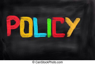 политика, концепция