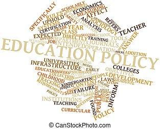 политика, образование