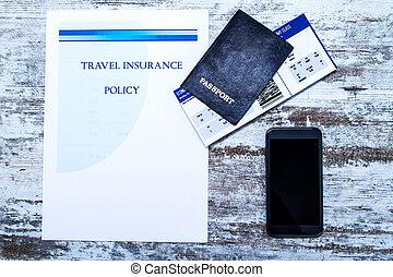 политика, путешествовать, страхование