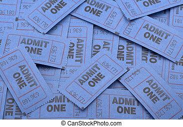 получить, ваш, tickets!
