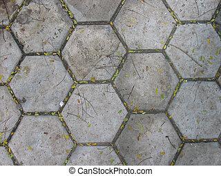пол, tiles
