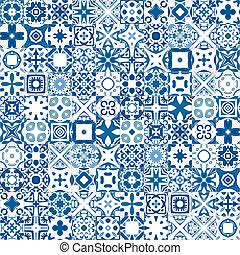 португальский, tiles