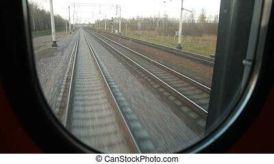 последний, перевозка, of, поезд