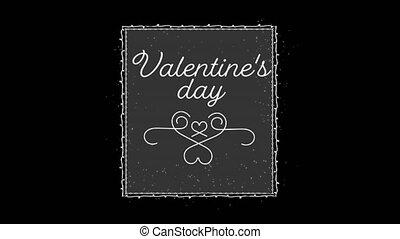 праздник, день, valentines