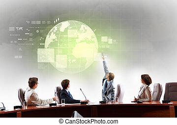 презентация, бизнес