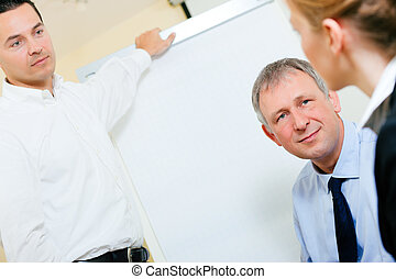 презентация, встреча, бизнес