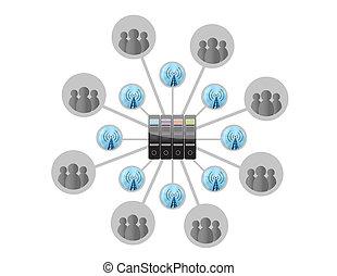 презентация, интернет