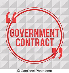 продавать, бизнес, правительство, обработать, фото, показ, администрация, соглашение, письмо, заметка, showcasing, contract., services