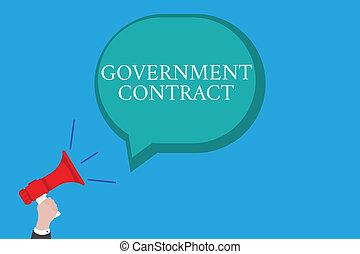 продавать, бизнес, правительство, обработать, фото, показ, администрация, соглашение, письмо, концептуальный, contract., текст, services, рука