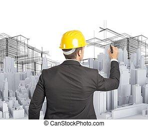 проект, городской