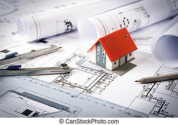 проект, дом
