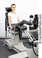 прочность, диагностика, измерение, устройство, реабилитация, мышца