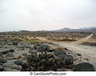 пустыня, чили