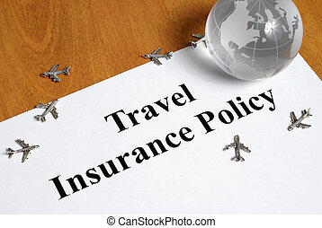 путешествовать, страхование