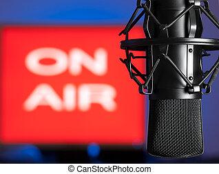 радиовещание