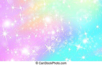 Квадратная одиночная подставка-фиолетовый галактика Единорог мечтатель #16801