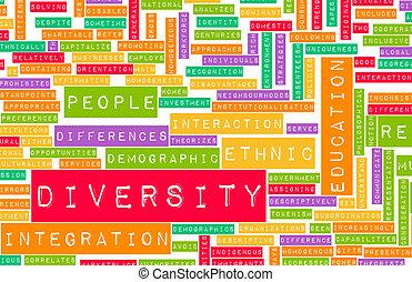 разнообразие