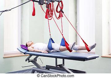 реабилитация, of, ниже, limbs.