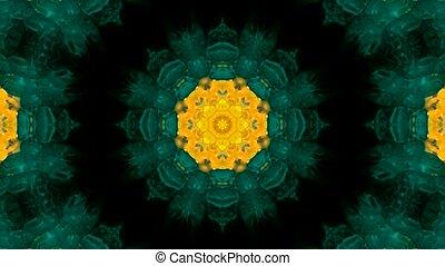 религия, цветок, ориентировать, текстура