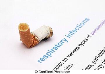 респираторный, инфекционное заболевание