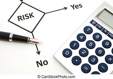 рискованный, инвестиции