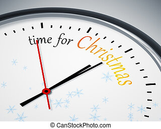 рождественское время