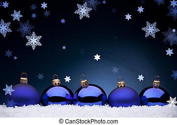 рождество, ночь