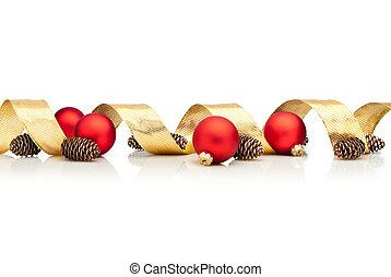 рождество, украшение