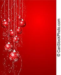 рождество, украшения