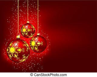 рождество, baubles