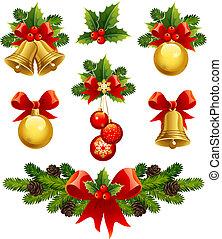рождество, ornaments
