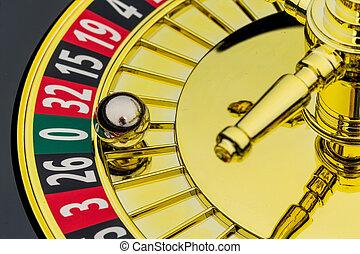 рулетка, казино, игорный