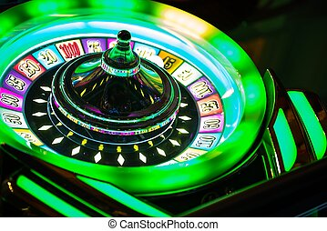 рулетка, казино, игра