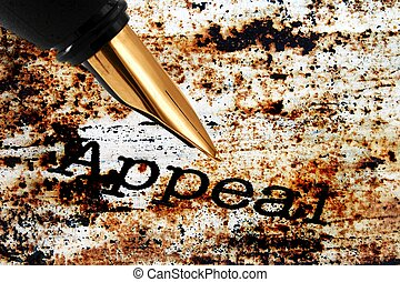 ручка, призыв, фонтан