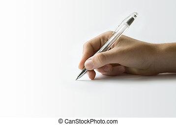 ручка, рука