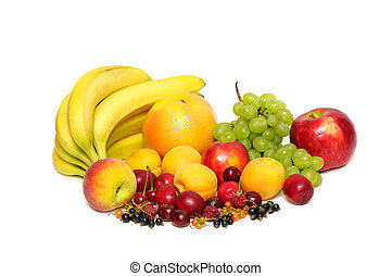 свежий, fruits