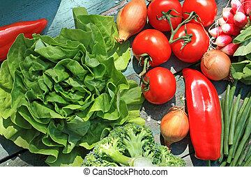 свежий, vegetables, коллекция
