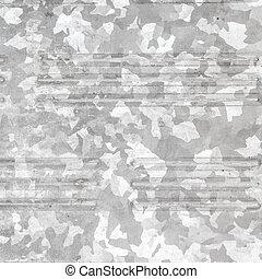 серый, profiled, металл, лист, закрыть, вверх