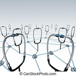 сеть, врач